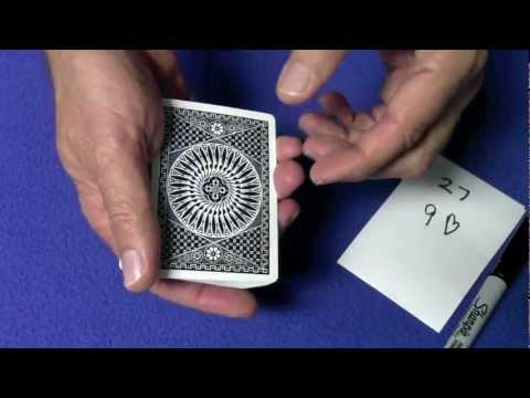 Suit Yourself - Card Trick & Tutorial