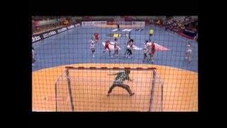 Handball. Tatiana Khmyrova Show.