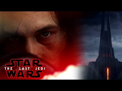 Will Kylo Ren Visit Darth Vader's Castle in The Last Jedi