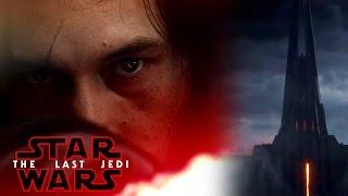 Will Kylo Ren Visit Darth Vader's Castle in The Last Jedi