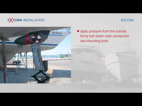 Yacht Thruster Installation Tutorial