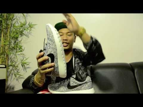 Nike Roshe Run GPX PRM Geometric Review + Roshe Discussion