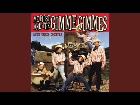 me first and the gimme gimmes she believes in me