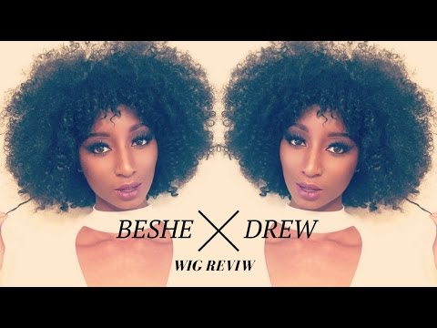 BESHE DREW WIG REVIEW | PROTECTIVE STYLES | MRSBREAUXBODY