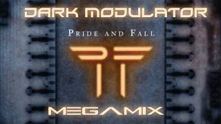Pride And Fall megamix From DJ DARK MODULATOR Due to copyright issues you can listen it on mixcloud,