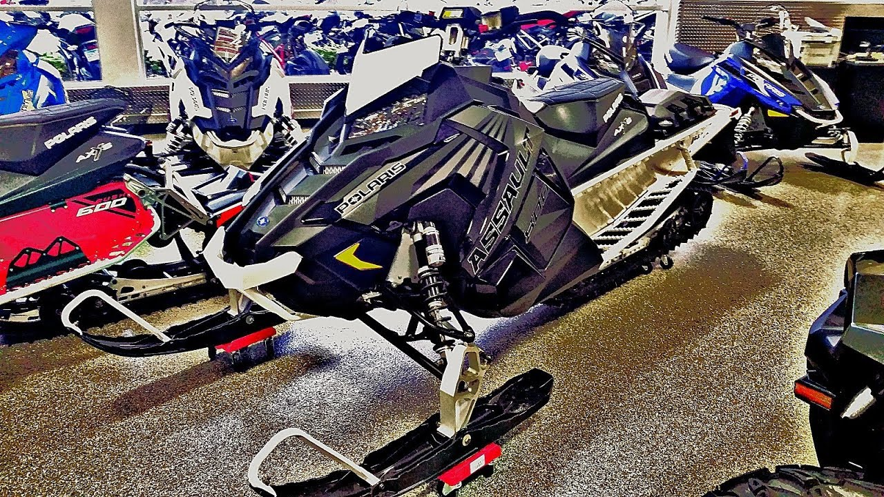 2017 Polaris Switchback Assault 800 - New Snowmobile for sale - Lakeville,  MN 55044