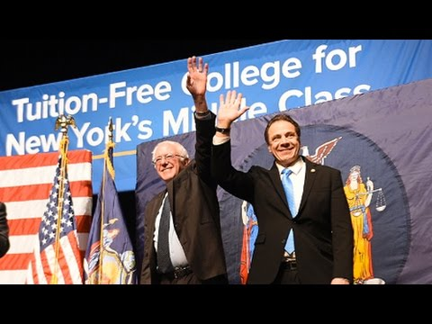 Free College Tuition in New York State Draws Both Praise and Criticism