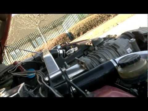 IS200 DIY Supercharger - HKS BOV Sound