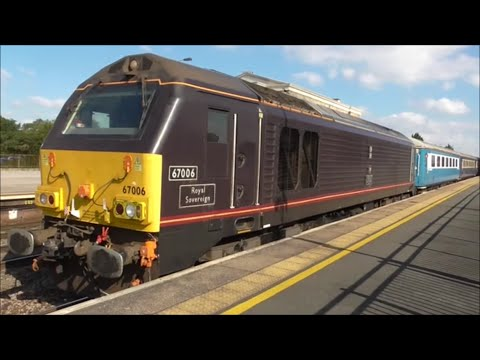 Great Western Rugby World Cup Charter Trains | October 2015