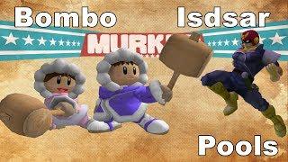 Bombo vs Isdsar - MURKED! - Singles - Pools