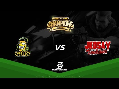 CAPCORN ID320 VS JKOSAV | FIRST MATCH PBCL ( DOWNTOWN )