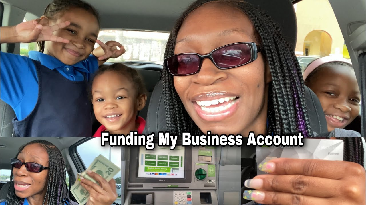 How I Fund My Business | Teaching My Kids About Business | Win A Handbag & Lip Gloss #Business