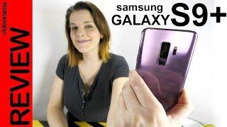 Samsung Galaxy S9+ review -la GUERRA de los AREmojis- 😜💘