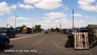 видео Криминогенная обстановка в Луганске 25 мая 2014 г.