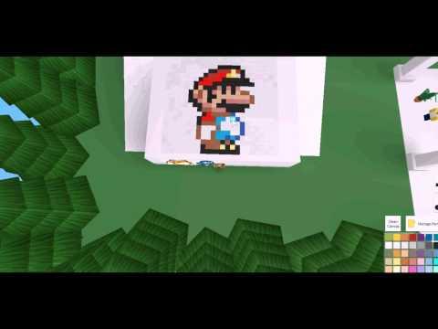 kevin d'amico pixel art
