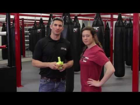 How To Wrap Your Hands | UFC GYM 225
