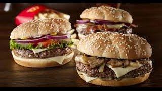 Bisnis burger yang menggiurkan