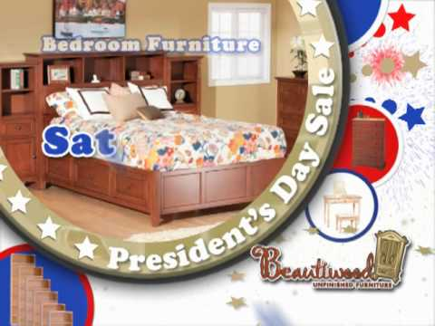 Beautiwood Unfinished Furniture Fresno Video Production by