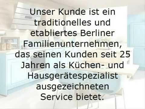 kuchenverkaufer stellenangebote, küchenverkäufer (w/m) in berlin gesucht - jobangebote von gtd, Design ideen
