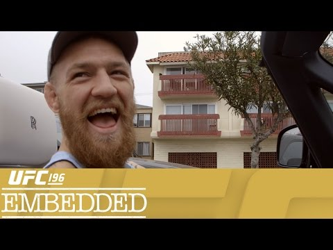 UFC 196 Embedded Episode 2