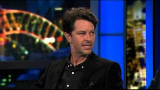 Bernard fanning Interview On The Project 2013