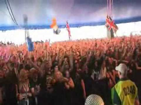 Steel Panther Live At Download Festival 2009 Community Property Multicam