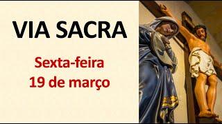 No tempo quaresmal reze conosco a Via Sacra. Todas às sextas-feiras a partir das 6h da manhã (horário de Brasília), neste canal do Youtube. Texto da Via ...