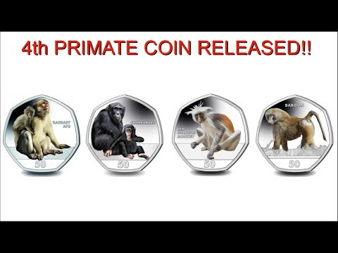 *COIN NEWS* || 2018 BABOON 50p NOW AVAILABLE || POBJOY MINT || 2018 VIDEO