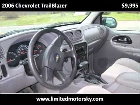2006 Chevrolet Trailblazer Used Cars Florence Ky Youtube