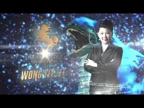 Riway Leaders Recognition Night June 2015 - Team Elite Monoceros Wong Yee Lee