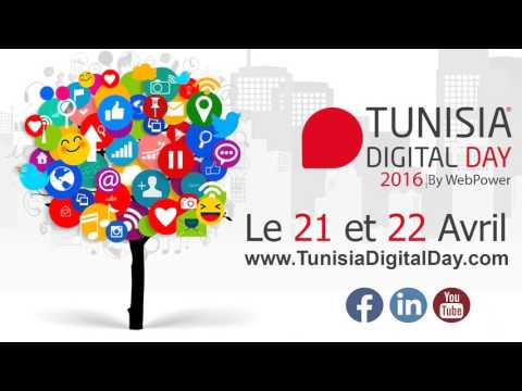Spot Radio Tunisia Digital Day 2016 par Mosaïque FM
