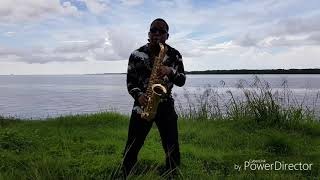 Chris Brown- Undecided saxophone cover
