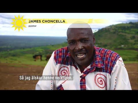 Gunilla räddar tusentals flickor från könsstympning - Nyhetsmorgon (TV4)