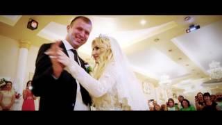 Арчил и Нина. Первый свадебный танец.