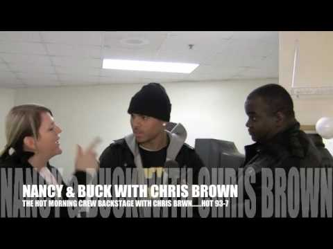 CHRIS BROWN INTERVIEW