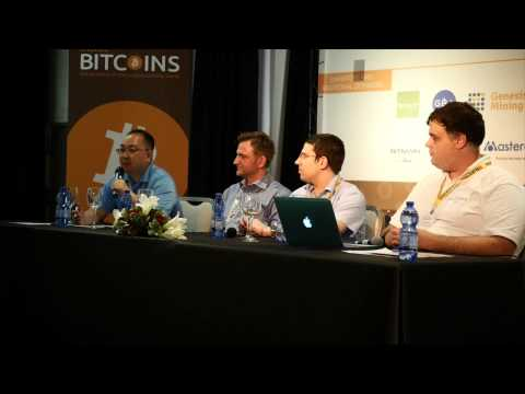 Bitcoin TLV `14, #31 - Panel - Mining Our Way to the Future