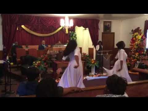 My Worship Praise Dance COGIC