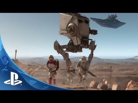 Star Wars Battlefront - E3 2015 Trailer | PS4