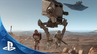 Star Wars Battlefront - E3 2015 Trailer | PS4(May contain content inappropriate for children. Visit www.esrb.org for rating information., 2015-06-16T02:22:39.000Z)