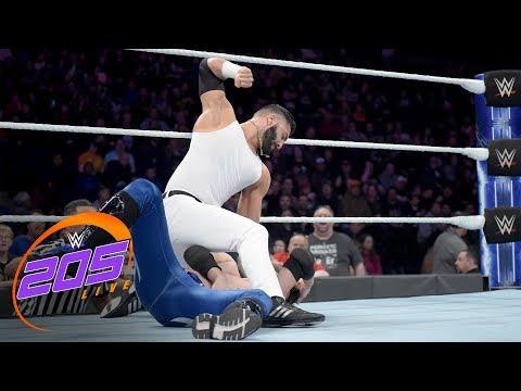 Hideo Itami vs. Local competitor: WWE 205 Live, Nov. 28, 2018
