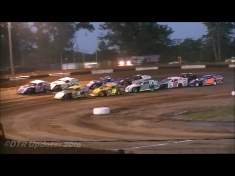 UMP Modified Heats | Fayette County Speedway | 7.1.16