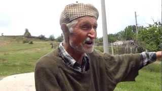 Бай Петър от село Черничево.MP4