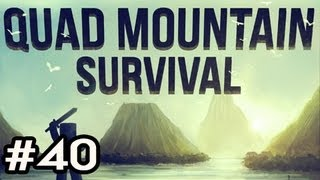 Minecraft: Quad Mountain Survival w/Nova Ep.40 - THE FATE OF DR. PEPPER