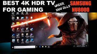 Samsung NU8000 4K HDR TV Review Buy it or Skip it.?