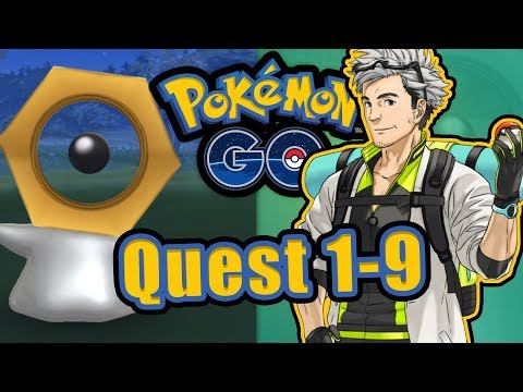 Meltan Per Quest, Komplette Meltan-Forschung Ohne Let's Go | Pokémon GO Deutsch #793