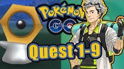 Meltan per Quest, komplette Meltan-Forschung ohne Let's Go | Pokémon GO Deutsch #793