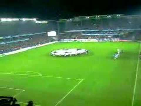 Champions League: Rosenborg - Chelsea [hi quality audio]