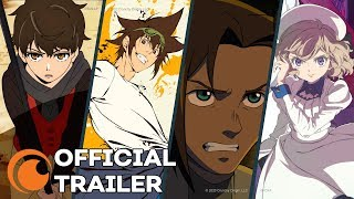 Crunchyroll Originals | OFFICIAL TRAILER