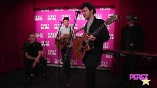 "RIxton - ""Me And My Broken Heart"" (Acoustic Perez Hilton Performance)"