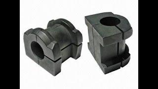 Как заменить втулки переднего стабилизатора Lancer X